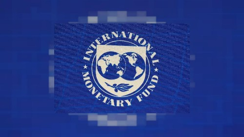 Global economy 'far' from recession, IMF official says