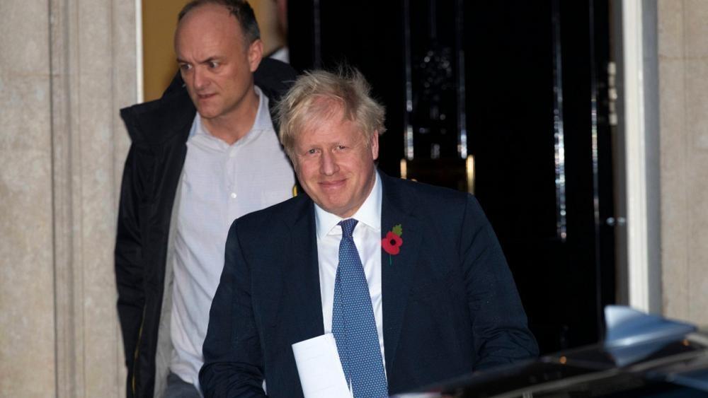 Dominic Cummings, un autre proche de Boris Johnson qui a violé les règles du confinement