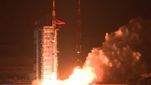 China launches satellite that can photograph every metre of ground