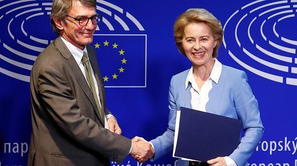 "Ursula von der Leyen: ""Mi batterò per il salario minimo europeo"""