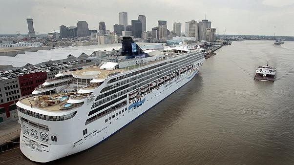 Ship passengers protest after missing stops on Norwegian cruise