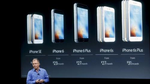 Nouveaux Iphone et Ipad, plus petits, et bientôt en magasin