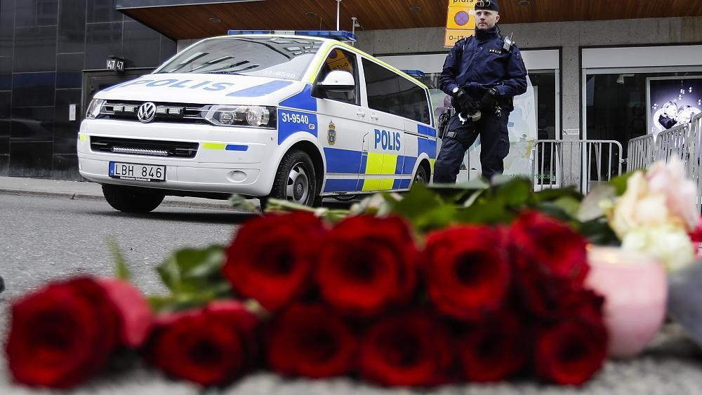 Sweden marks three years since Stockholm terror attack