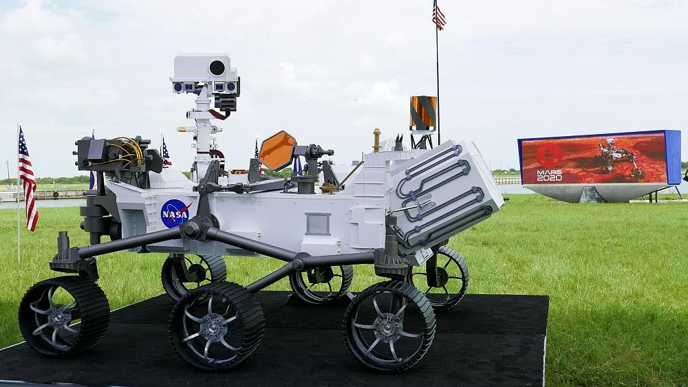 NASA launching mission to Mars looking for signs of ancient life