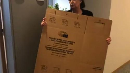 Kisten packen, Brexit kommt