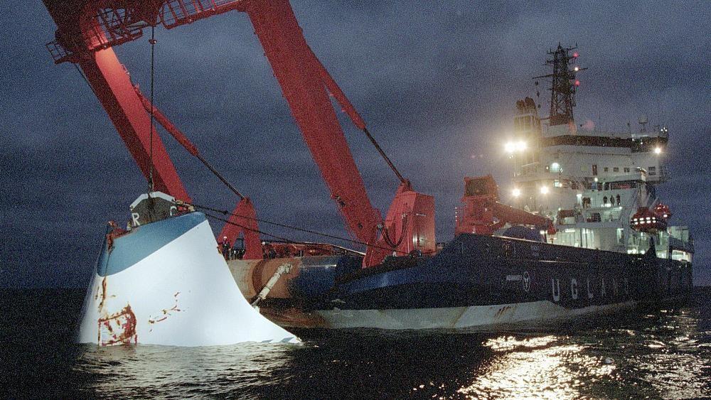Swedish prosecutors receive request to reopen investigation into 1994 MS Estonia sinking
