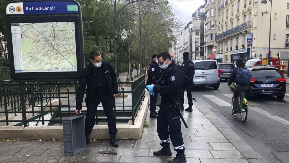Angriff in Paris und Corona-Sorgen - Euronews am Abend am 25.09.