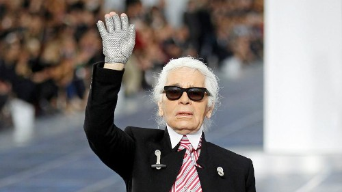 Is Karl Lagerfeld's cat the world's most pampered pet?