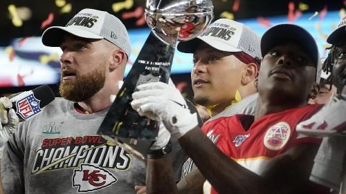 Super Bowl: Sieg für die Kansas City Chiefs