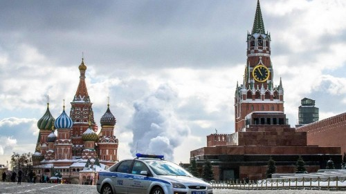 Two injured in Moscow church knife attack