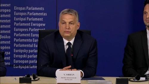 PPE-Orban: sospensione, in attesa di verdetto