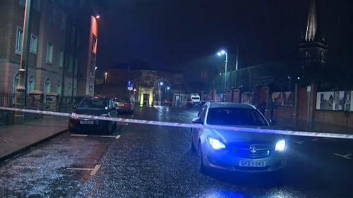 Irlande du Nord : explosion d'une voiture piégée