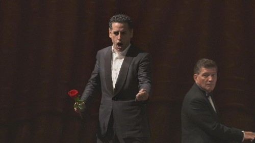 Juan Diego Flórez: What happens when an opera star goes onstage?