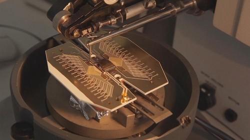 Primeiro computador quântico em grande escala do mundo