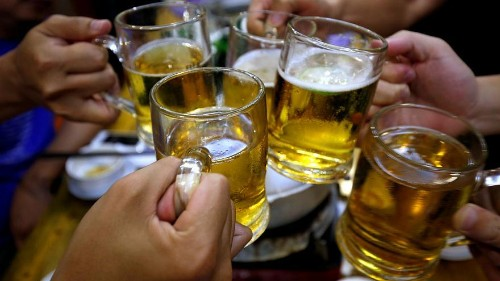 Climate change will make beer prices soar with temperatures, study says