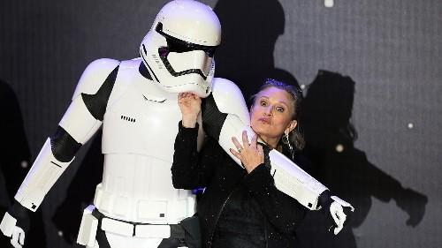 Star Wars'un hayatını kaybeden yıldızı son filmle geri dönecek