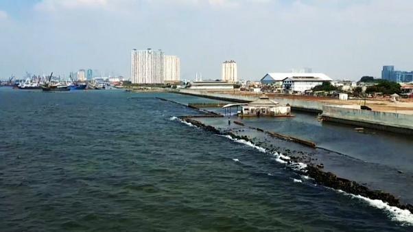 Yakarta podría dejar de ser la capital de Indonesia