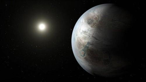 Kepler Dünya'nın yaşlı kuzenini keşfetti