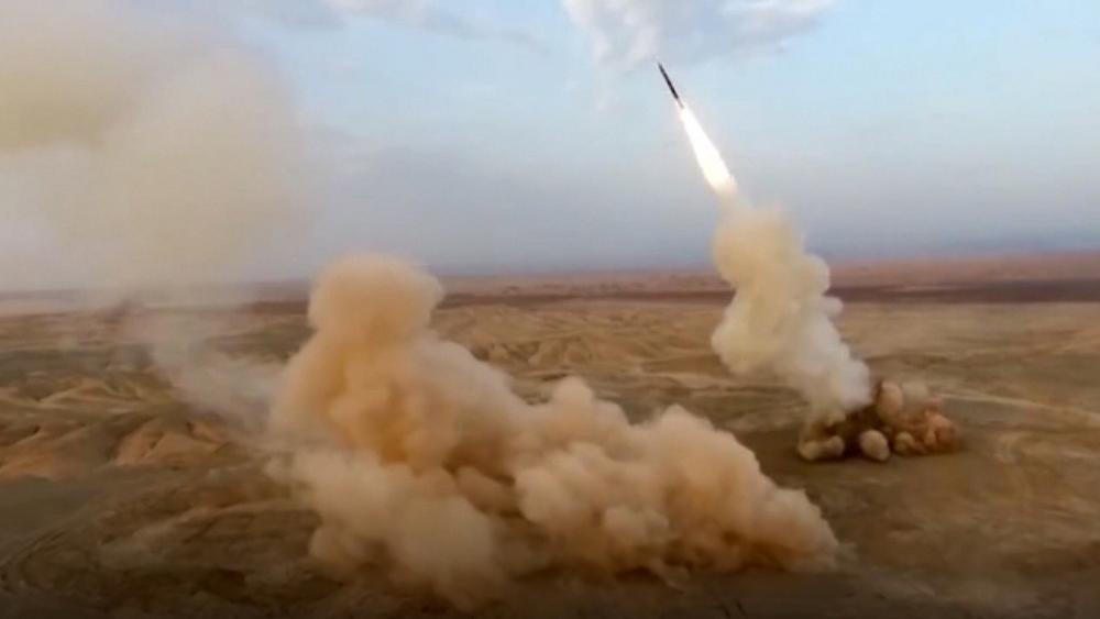 """Iran zündet Raketen """"aus der Tiefe der Erde""""- und provoziert die USA"""
