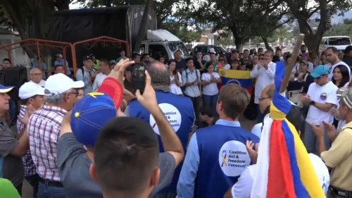 Kolumbien: Venezolanische Opposition organisiert sich