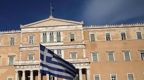 Grecia, votate misure per austerity