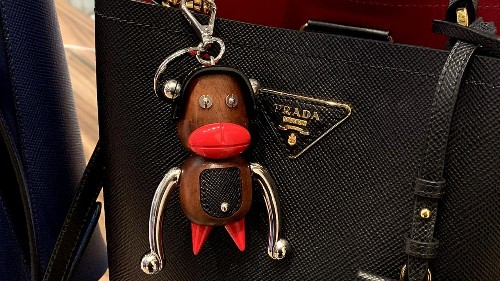 Prada accused of racism over monkey figurines: 'Who the hell approved this?'