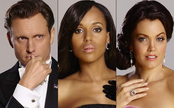 Scandal: Kerry Washington, Tony Goldwyn, and Bellamy Young dish on Olivia and Fitz going legit