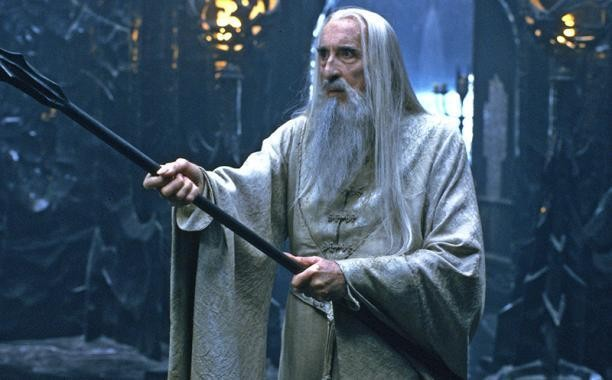 Christopher Lee's most memorable movie roles