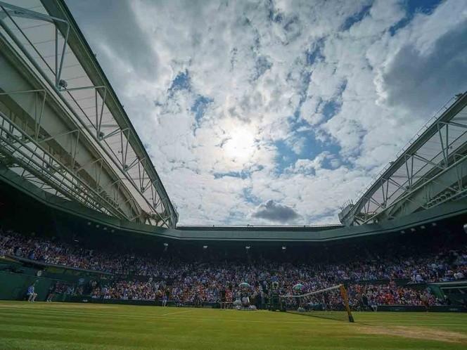 """""""Tal vez no haya más tenis en el año"""", afirman en Inglaterra"""