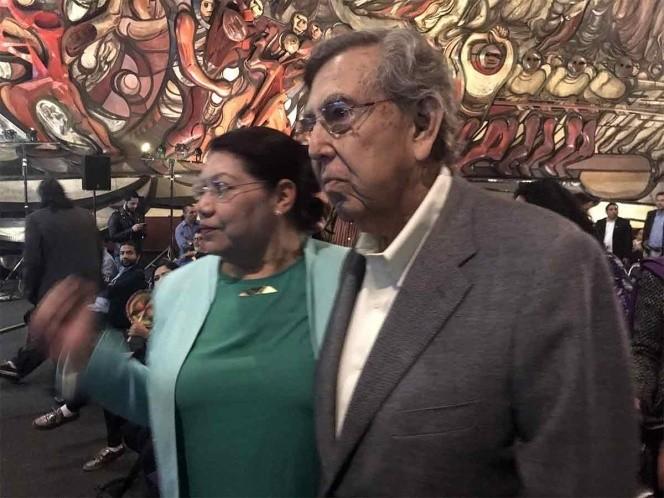 'Negociar con la delincuencia no es la solución': Cuauhtémoc Cárdenas