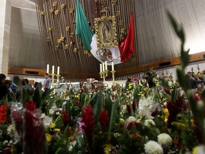 Analizan cerrar Basílica de Guadalupe en NL por Covid