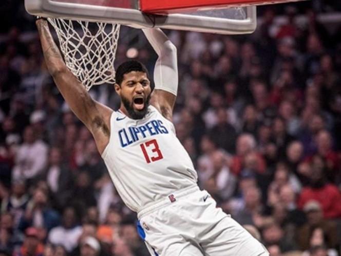 Clippers entrenan juntos por videoconferencias