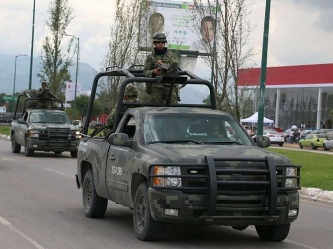 Reportan 10 bloqueos y enfrentamientos en Reynosa