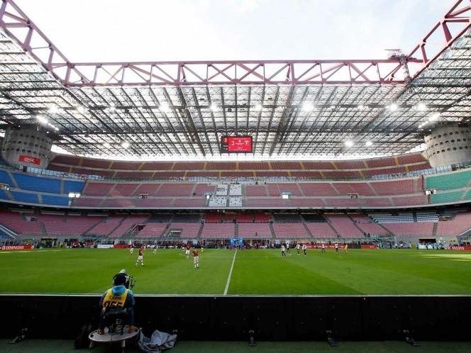 Federación italiana vislumbra regreso de la Serie A
