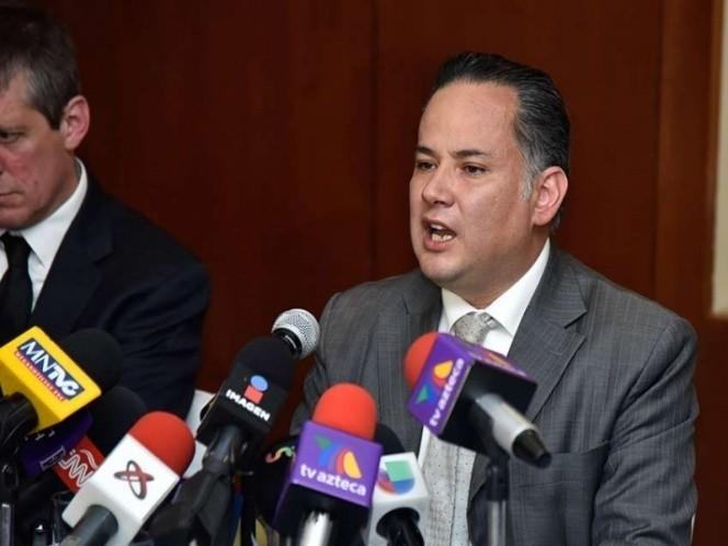 Defensa de César Duarte acusa a Santiago Nieto de violar debido proceso