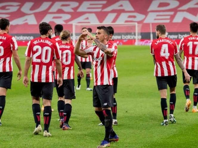 Athletic de Bilbao golea al Betis con Guardado y Lainez