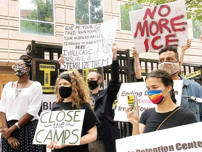 """Crimen de lesa humanidad"", histerectomías a migrantes"