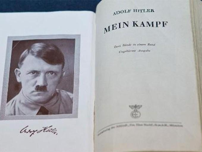 Mein Campf - Magazine cover