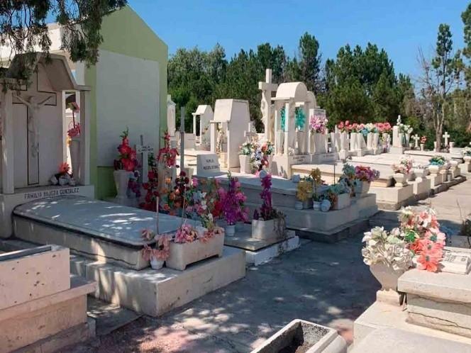 Panteones del centro-desierto de Coahuila cerrarán en Día de Muertos