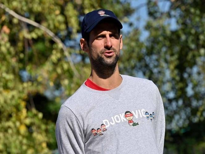 Djokovic tiene un lamento persistente