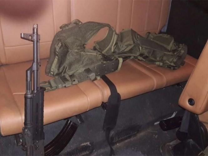 Cae presunto jefe de sicarios del 'H18' en Nayarit