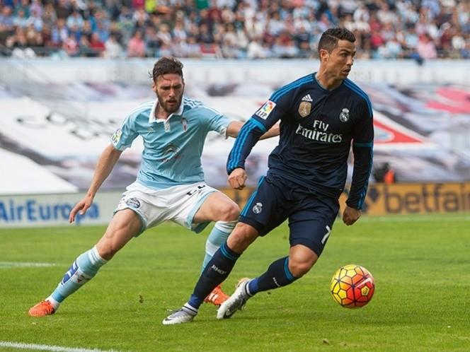 Real Madrid frena al Celta con gran actuación de Navas