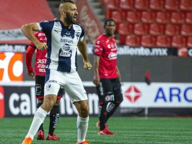 Monterrey pega primero en la final de la Copa MX