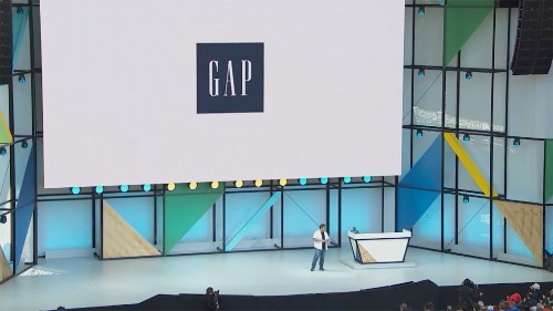 Google sees shopping as the first real-world use of augmented reality