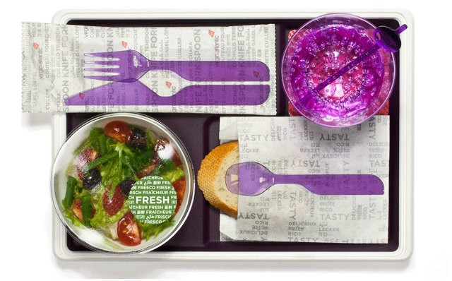 How A Redesigned Meal Tray Is Saving Virgin Atlantic Millions