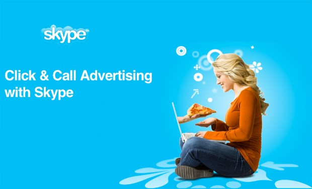 Skype Call & Click Creates New Advertising Revenue Stream
