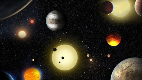 NASA just found 219 possible planets and 10 of them look a lot like Earth