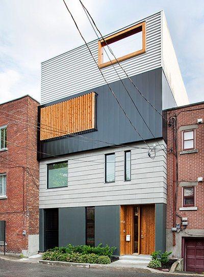 Home Building - Magazine cover