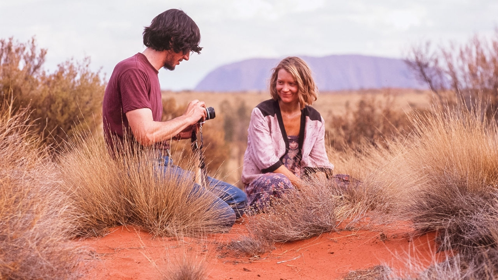 """Recreating One Woman's 1,700-Mile Walkabout In """"Tracks"""""""
