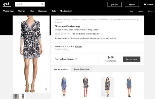 LVMH, Accel And More Pour $40M Into Fashion E-Commerce Aggregator Lyst
